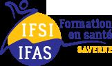 Logo de Ifsi ifas Saverne